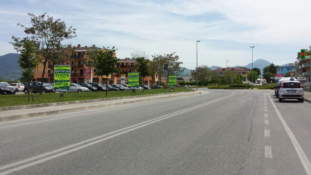 svendita prmozionale per trasferimento locale, Fabriano (AN)