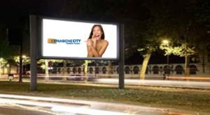 cartelloni pubblicitari per svendite promozionali