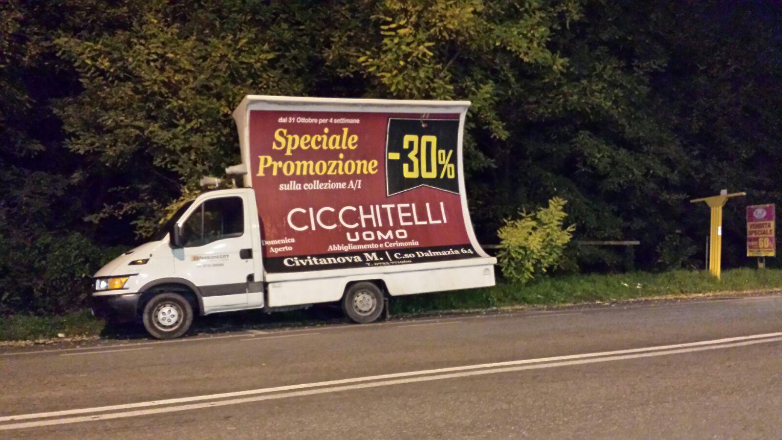 camione vela per Vendita promozionale a Civitanova Marche
