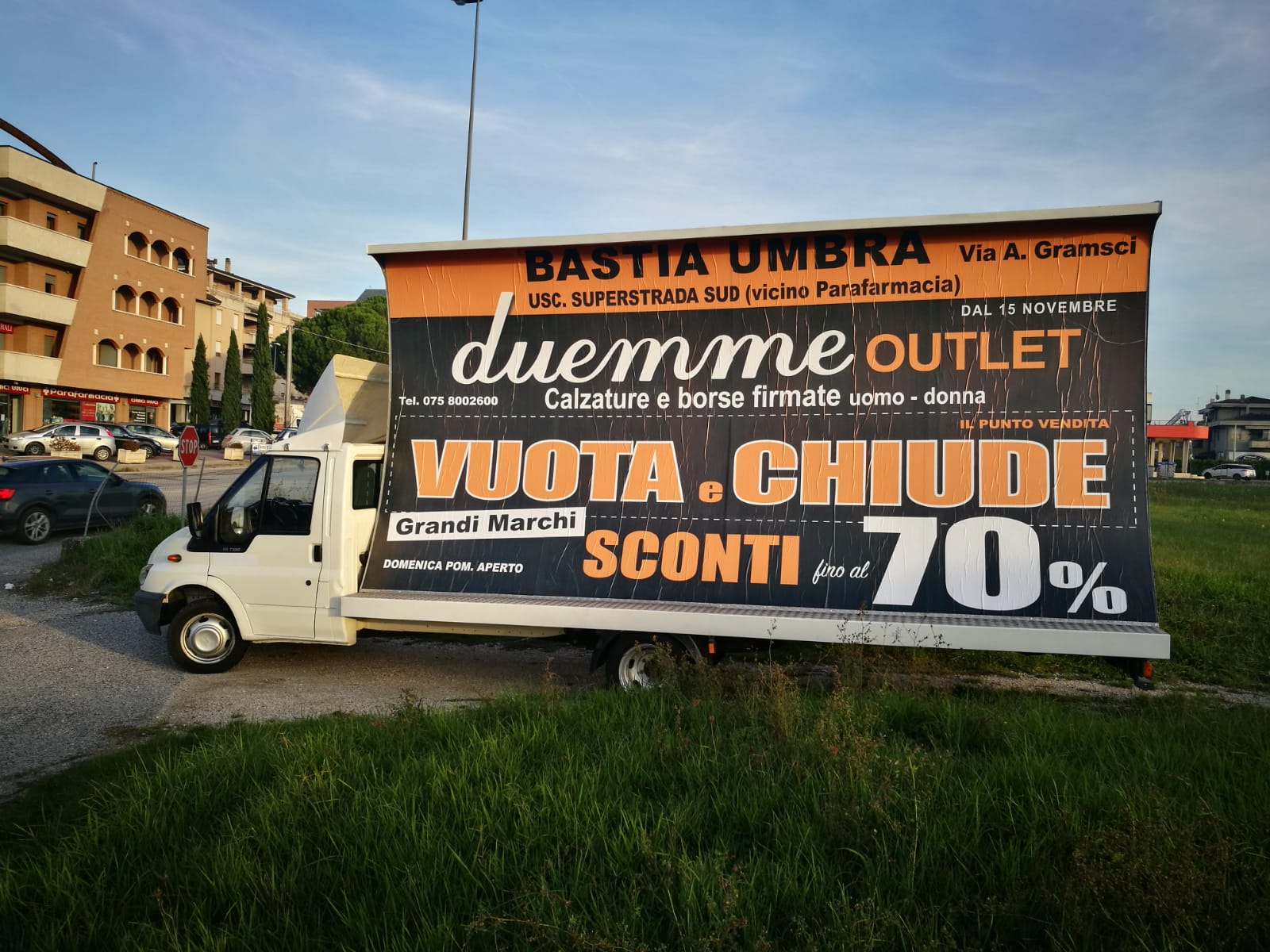 outlet duemme
